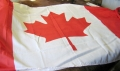 Flagge Canada Maße: 1,50 x 0,90m, 100% Polyester.
